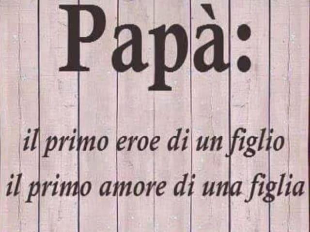 Aforismi e citazioni sui papà