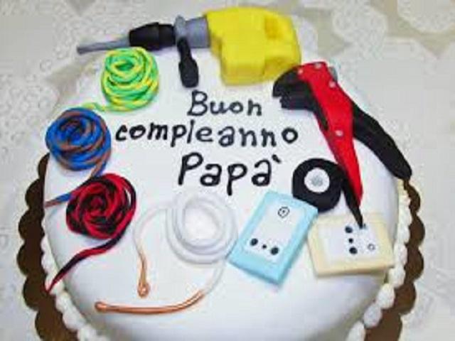 Buon compleanno papà: le torte più belle