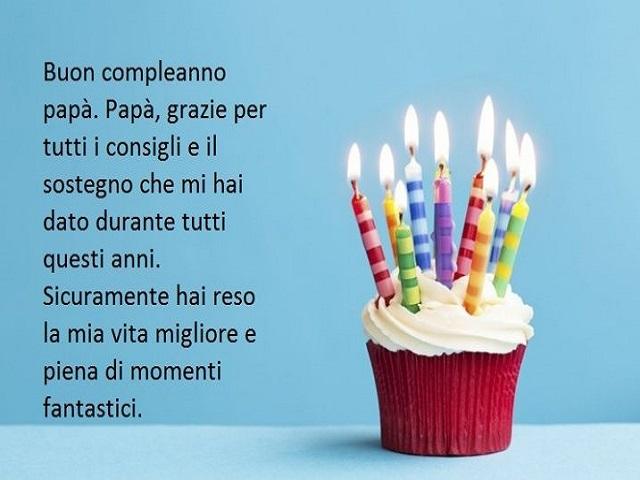 Immagini di buon compleanno papà