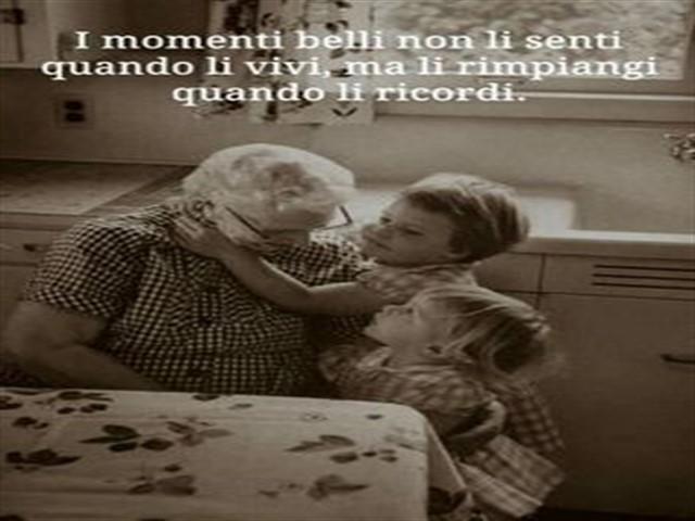 aforismi nonni