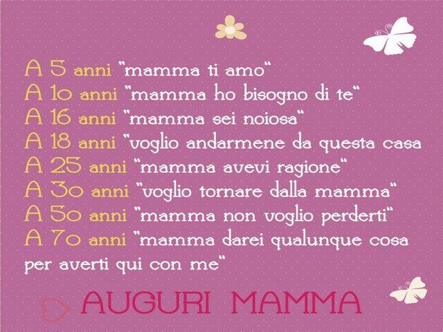 Lettera A Una Mamma Le 43 Lettere Piu Emozionanti E Dolci