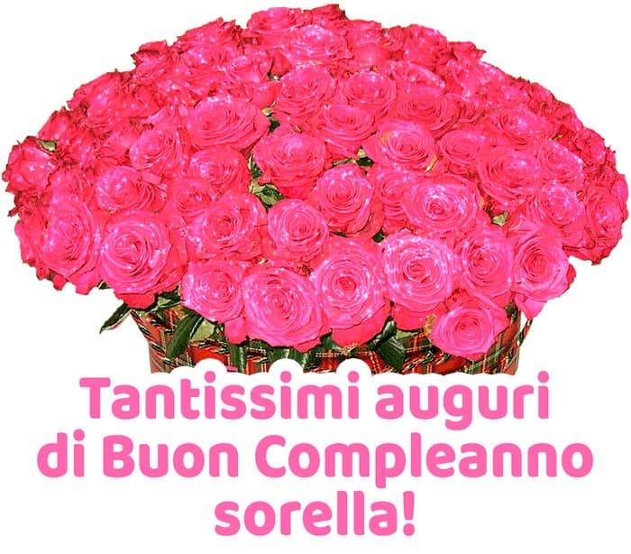 Amato Auguri sorella: 170 modi per dire buon compleanno con frasi PG24