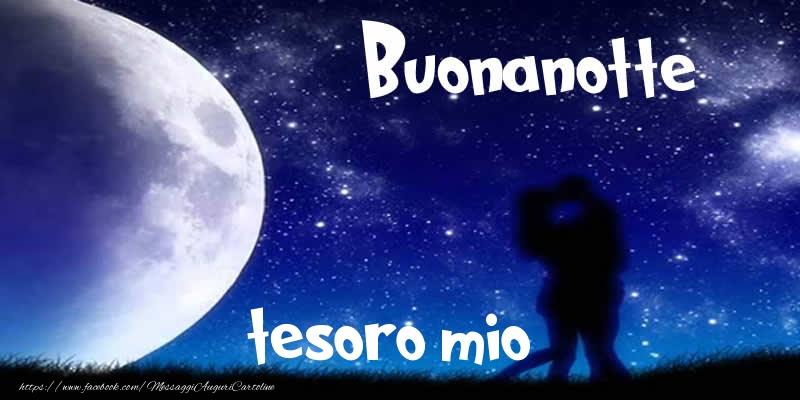 buonanotte romantica