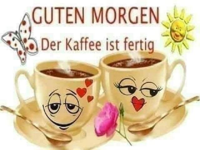 buongiorno in tedesco