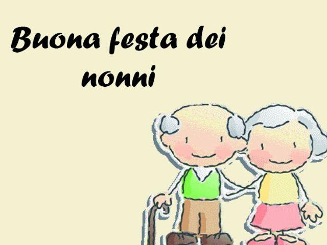 poesia sui nonni