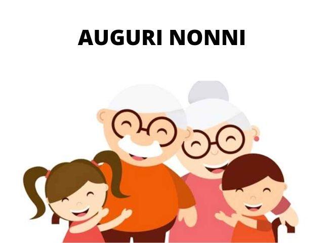 frasi auguri festa nonni