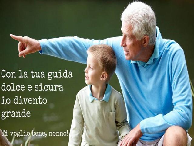 frasi nonni e nipoti