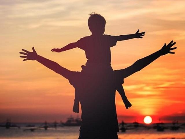 lettera di un figlio al padre