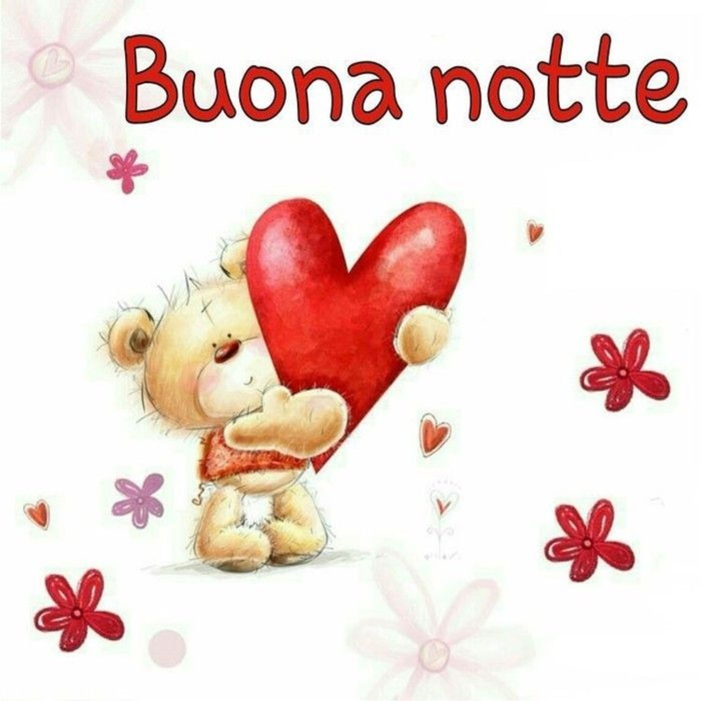 notte amore