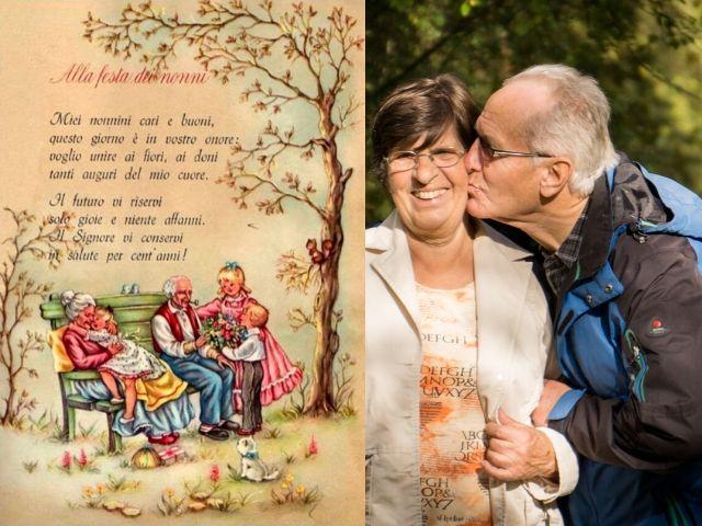 filastrocche dei nonni