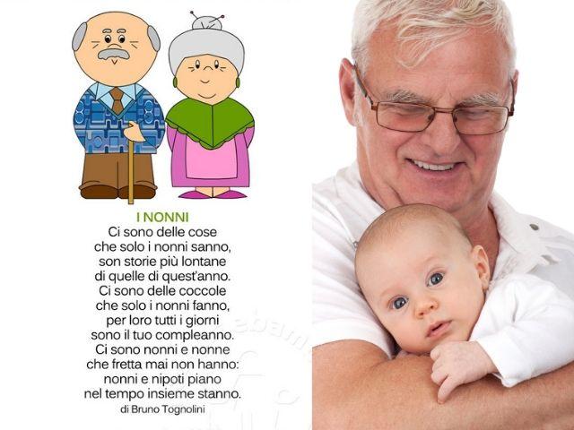 pensieri sui nonni