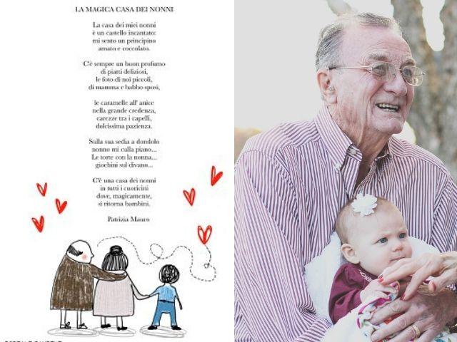 poesia alla nonna morta