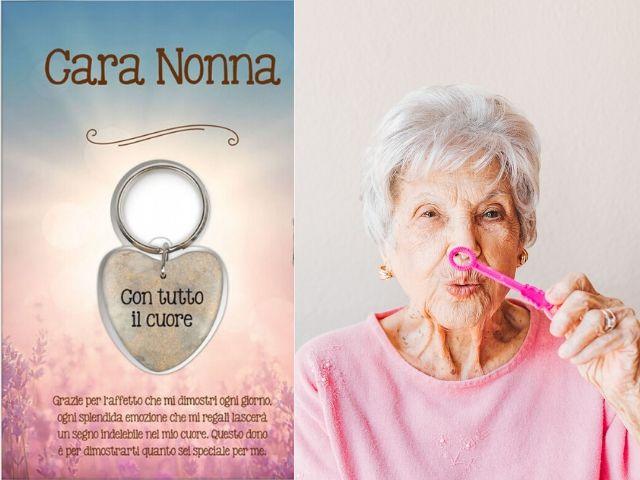 poesie per la nonna
