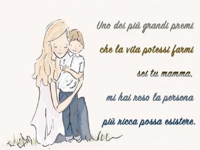 poesie mamma