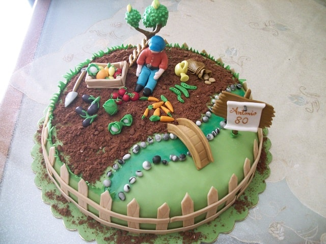 torte di compleanno nonno