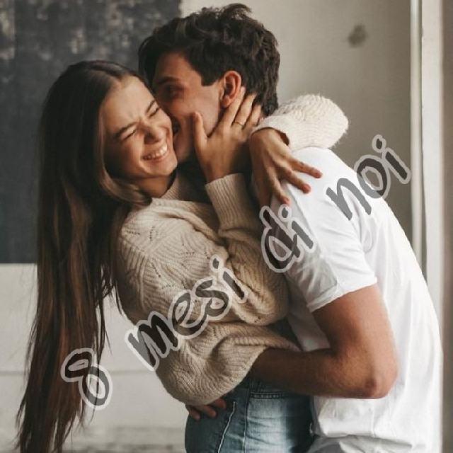 8 mesi insieme