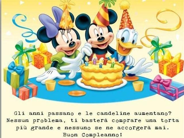 Auguri di buon compleanno 2