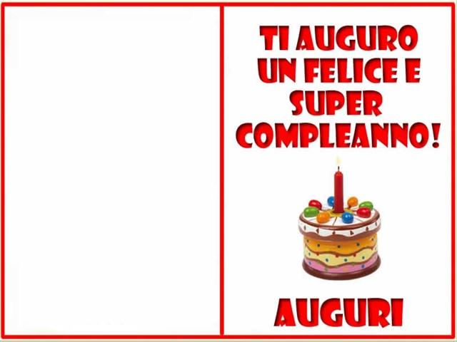 Buon compleanno 2