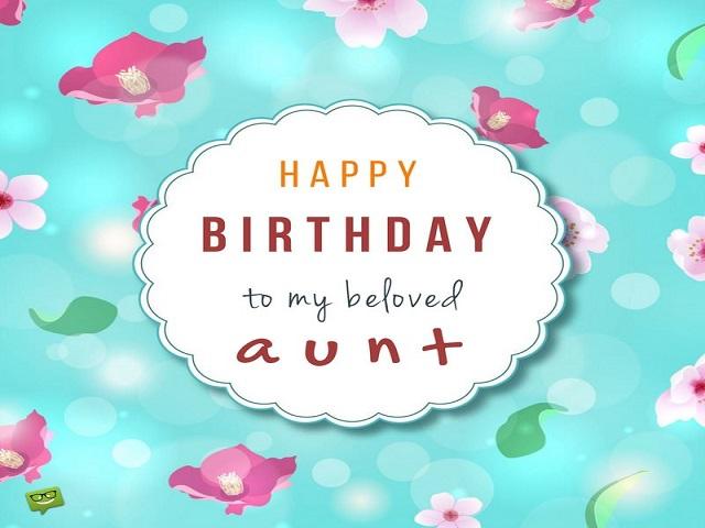 Buon compleanno zia: le immagini più belle