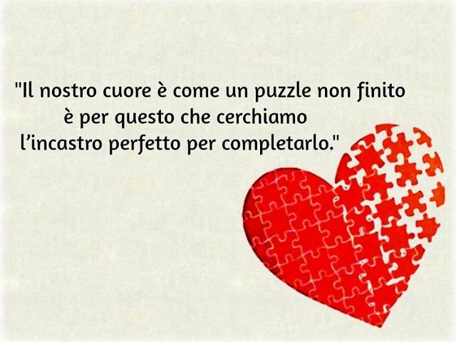 frasi amore puzzle