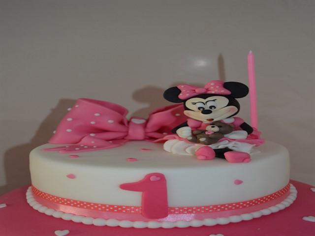 Immagini torte primo compleanno bimba 3