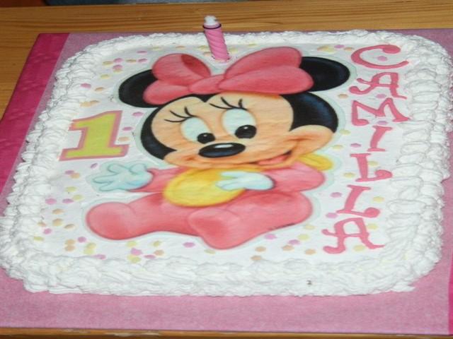 Immagini torte primo compleanno bimba 4