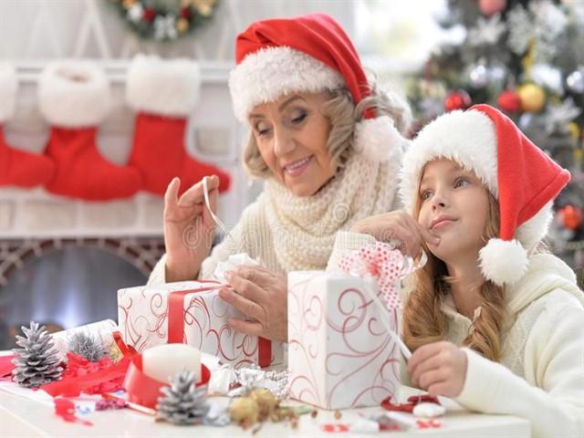 lettera di Natale per i nonni
