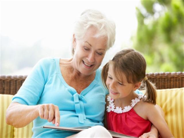 Lettera per la nonna