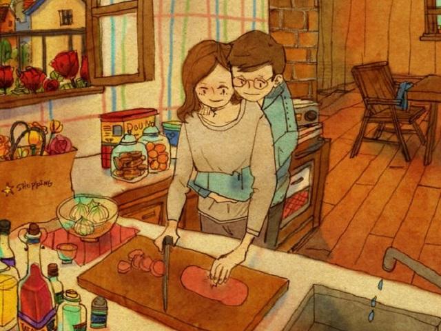 vignette amore moderne