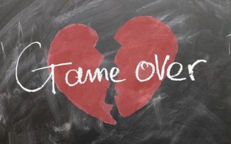 aforismi amore finito