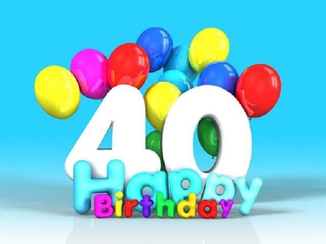 Top Auguri 40 anni: 100 frasi per augurare un compleanno speciale BY54