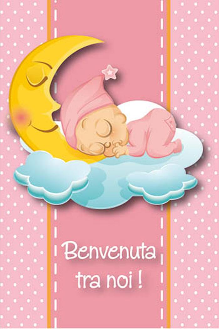 auguri nascita bimba immagini 1