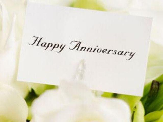 frasi anniversario di matrimonio per lui