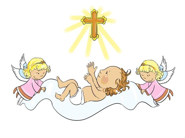 bigliettini battesimo