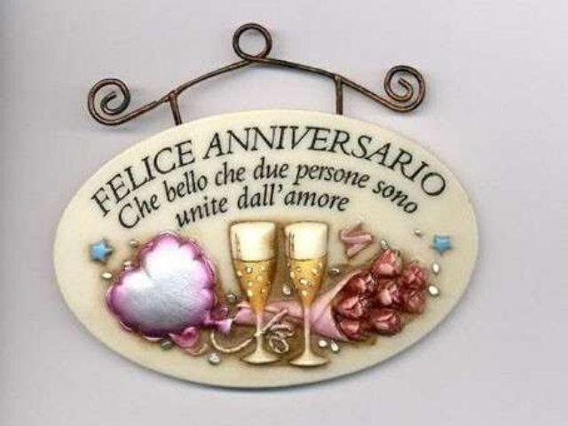 anniversario nozze