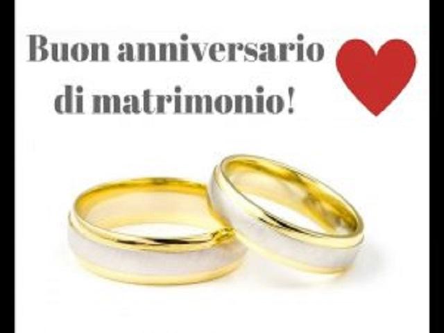 buon anniversario di matrimonio gratis