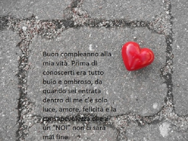 frase buon compleanno