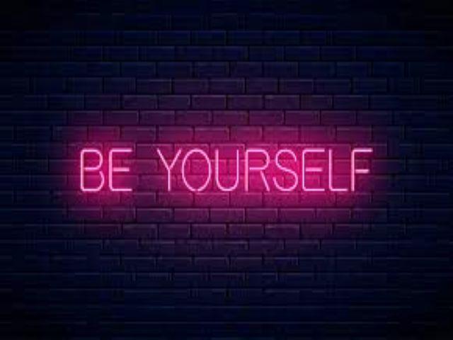 essere se stessi frasi