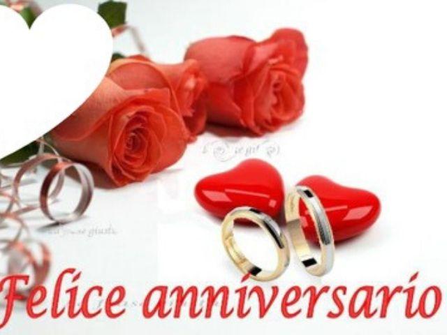auguri buon anniversario matrimonio