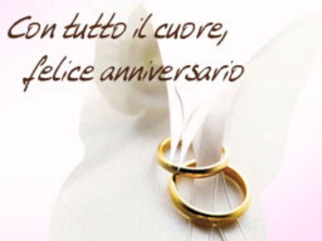 Cartoline Di Anniversario Matrimonio.Frasi Per Anniversario Di Matrimonio Le 65 Piu Belle