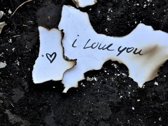 frasi belle di un amore finito