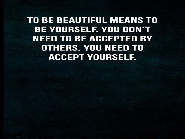 frasi essere se stessi