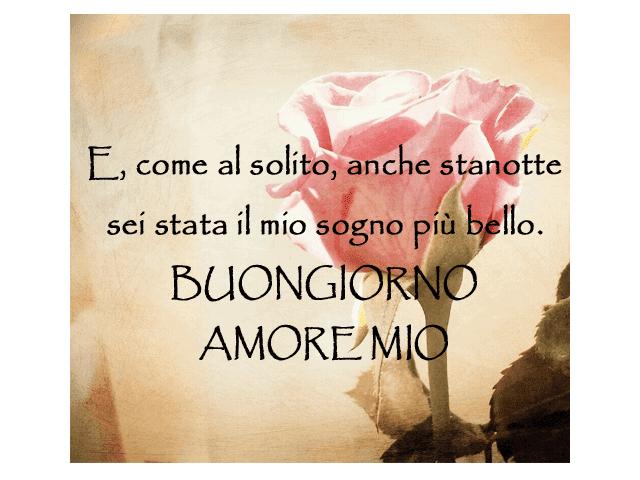 Frasi Del Buongiorno Amore Mio.Buongiorno Amore Mio 90 Frasi Per Iniziare La Giornata Con Il Cuore Colmo Di Felicita Frasidadedicare