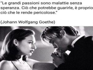 frasi sulla passione