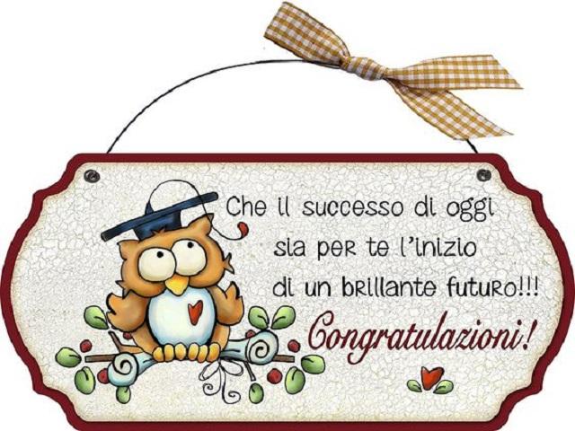 immagini congratulazioni laurea
