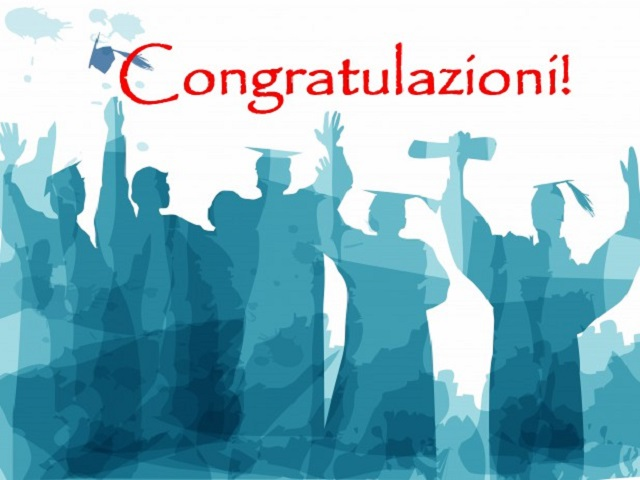 immagini di congratulazioni di laurea