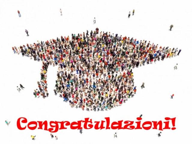 immagini di congratulazioni laurea