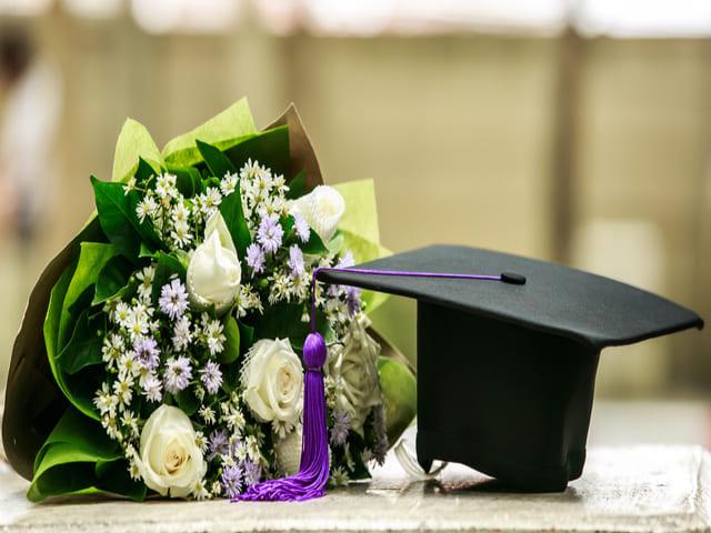 immagini di fiori per laurea