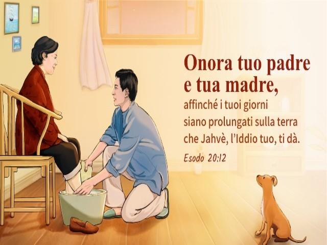 immagini genitori bibbia