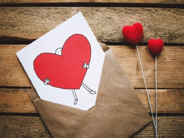 lettera di buon onomastico amore mio